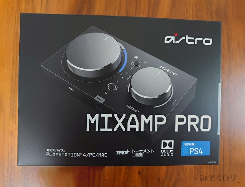 Astro MixAmp Pro TR外箱