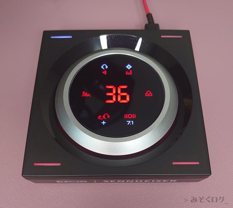 フォートナイトプレイ時のGSX1000の設定